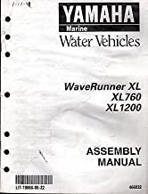 1998 Yamaha Waverunner Xl, Xl760, Xl1200 Assembly Manual Lit-18666-00-22 (124)