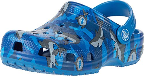 Crocs Baby Kid's Classic Shark C...