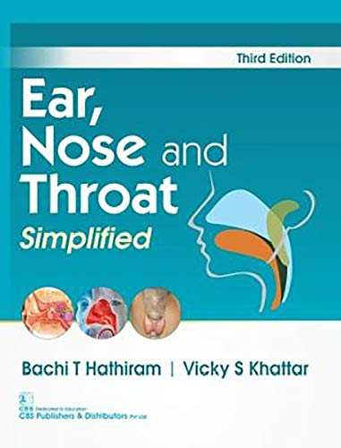 EAR NOSE AND THROAT SIMPLIFIED 3ED (PB 2019)