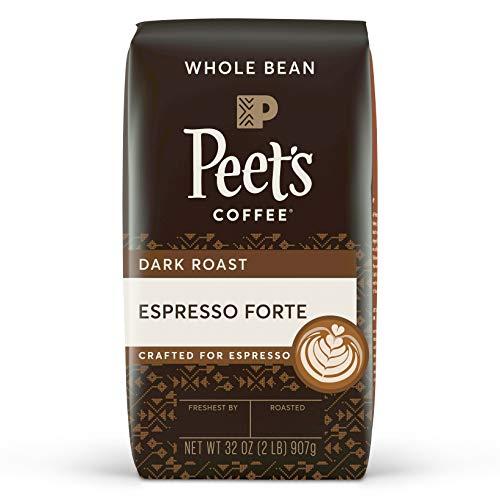 Amazon Warehouse: 32-Oz Peet's Coffee Espresso Forte Whole Bean Coffee (Dark Roast) $9.34 + Free Shipping w/ Prime or on $25+
