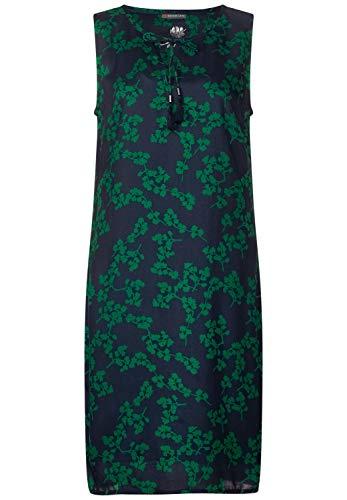 Street One Damen 142470 Kleid, Pure Green, (Herstellergröße:38)