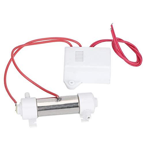 Duokon Generador de ozono Agua de Piscina Esterilizador de Aire Generador de ozono Desodorizador de Tubo Purificador Verdura Fruta Esterilización Oficina en el hogar Fábrica de Productos químicos