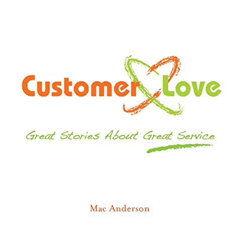 Customer Love audiobook cover art