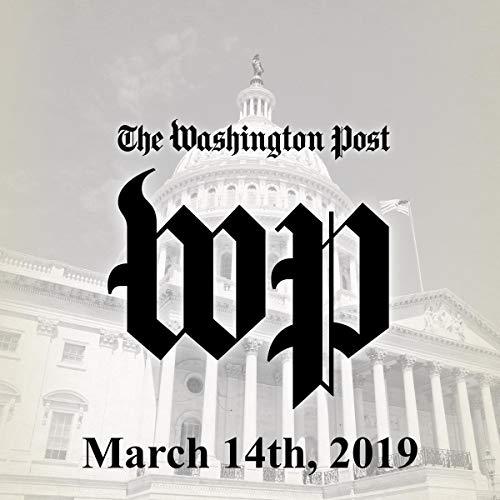 March 14, 2019 copertina