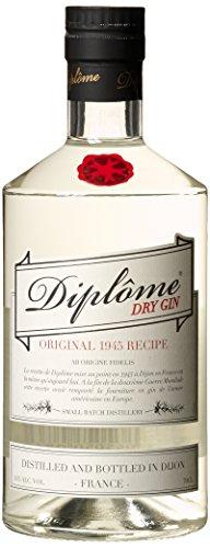 Dry Gin Diplôme 70 cl