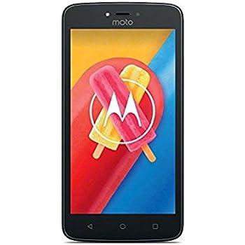 Motorola Moto C Black 12,7 cm (5