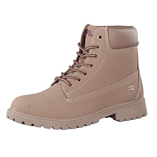 Fila Maverick Mid Wmn Woodrose 101019670H, Boots - 38 EU