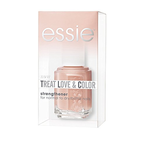 essie Pflegender Nagellack Treat, Love & Color Nr. 07 tonal taupe, 1er Pack (1 x 14 ml)