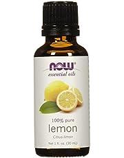 NOW Solutions Lemon Oil 1 oz 100% Pure