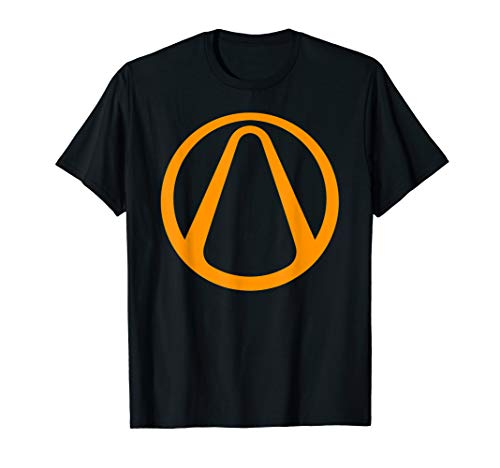 Borderlands Gold Vault Symbol T-Shirt - Vault Hunter Logo