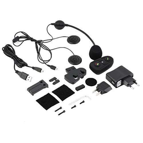 Kitechildhood M508 - Auriculares de Diadema para Casco de Moto (plástico ABS),...