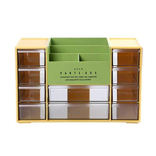 HYY-YY Caja de recibos multifuncional, soporte de escritorio para escritorio de oficina, soporte de cajón cosmético, estante para periódicos (color : B1)