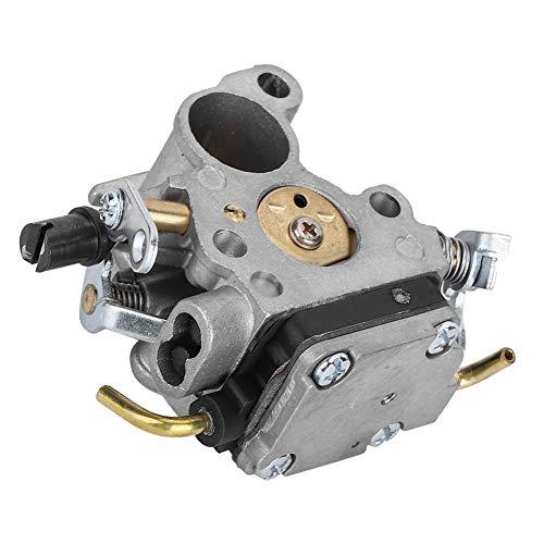 keyren Carburador de Motosierra, Kit de carburador Profesional Estable de Alta dureza, para cortadora de césped 574719402 545072601 Motosierra 235e 235236240 240E Recortadora