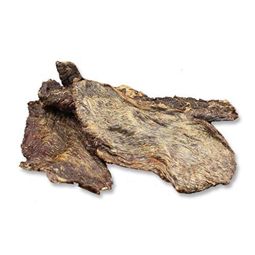 biVALENT Pferdefilet 250g aus 100% Muskelfleisch vom Pferd -für kleine und große Hunde I Natur Kauartikel Kausnack Hundeleckerlie Hundesnack Leckerlie (250g)