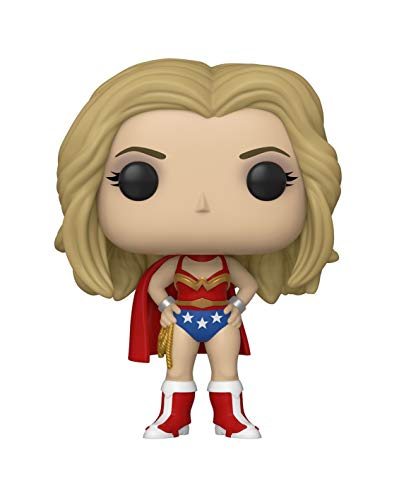 Funko Figura Pop Penny disfrazada de Wonder Woman Exclusivo SDCC - The Big Bang Theory