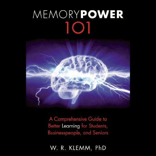 Memory Power 101 audiobook cover art