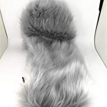 Furry Mic Cover Outdoor Furry Windscreen Windshield Cover Muff For Sennheiser Mkh416-P48U3 Microphone Blimp Kit Mkh416 Mkh 416 Mic Wind Shield