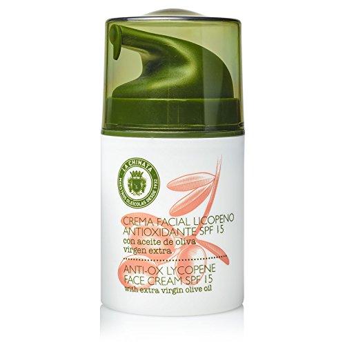 Crema facial con licopeno marca La Chinata