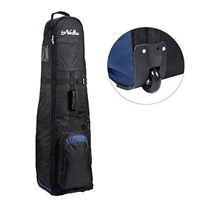 LONGCHAO Golf-Reisetasche faltbar tragbare