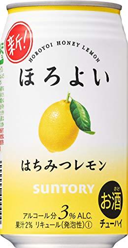 「ほろよい〈はちみつレモン〉」