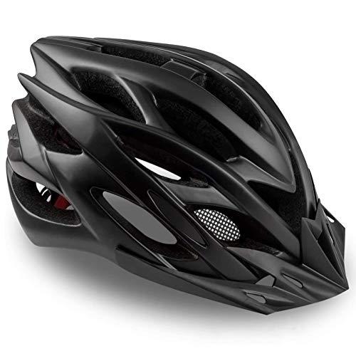 Casco de Bicicleta con luz LED de Seguridad, Ajustable Specialized Mountain &...