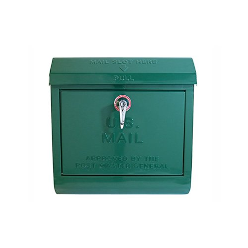 ART WORK STUDIO U.S. Mail box (ユーエスメールボックス) TK-2075 グリーン