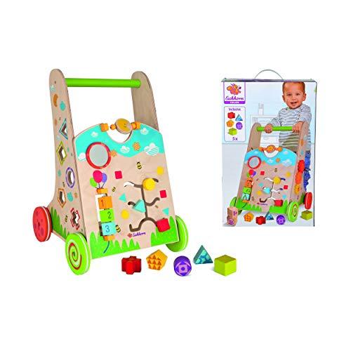 Eichhorn 100002253 – Carrito juguete andador, 6