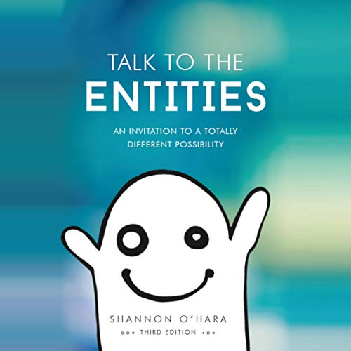 Talk to the Entities audiobook cover art