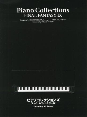 Final Fantasy IX Piano Collection Sheet Music