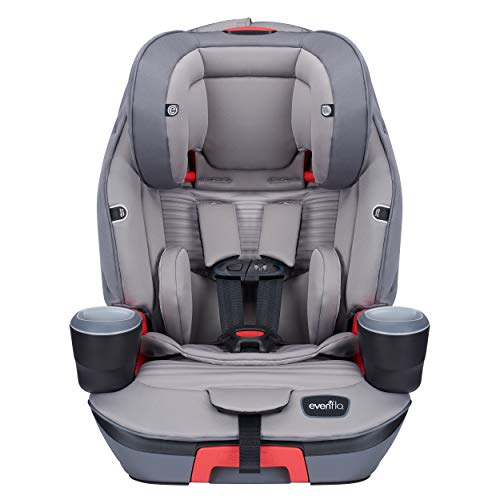 Evenflo Evolve Platinum 3-In-1 Combination Booster Seat, Charcoal...