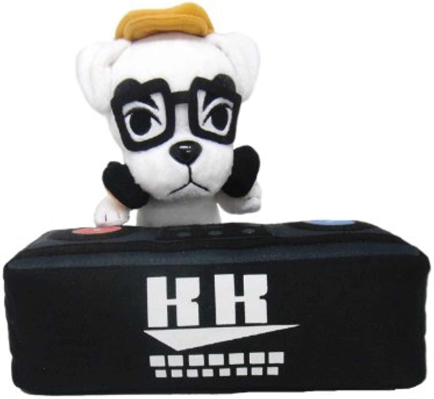 Animal Crossing DJ K.K. S size Tobidase (japan import)