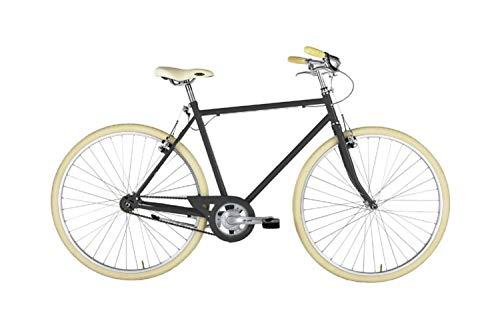 Alpina Bike L'Ego, Bicicletta 1v Uomo, Grigio, 28'