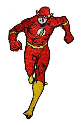 Application DC Comics Originals The Flash Run Patch