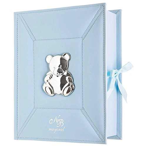 Caja Recuerdos Bebé Azul