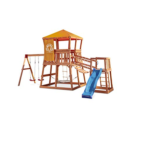 (24% OFF Deal) Little Tikes Real Wood Adventures Outdoor Playset Prime Day Special $1,217.99