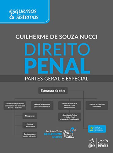 Direito Penal - Partes Geral e Especial - Esquemas & Sistemas