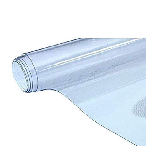 H&RB Weiches Glas-Fester Transparenter Wasserdichter PVC-Schutz/PVC-Auflage Kundengebundener Schreibtisch, Tabelle, Laborbank, Marmorboden-Matte