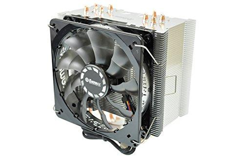 Enermax ETS-T40-TB T.B. Silence CPU-Kühler (PWM 120mm) für Sockel 775/1155/1156/1366/2011/AMD/AM2/AM2+/AM3/AM3+/FM1