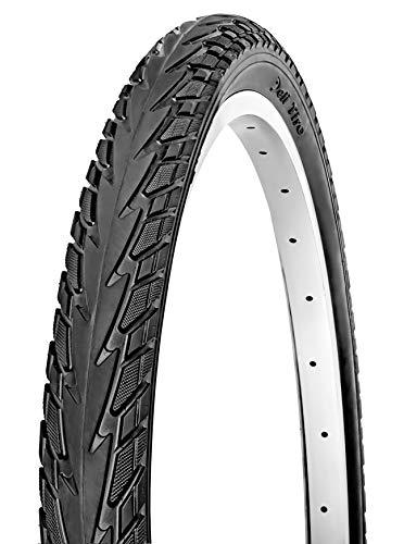 Deli Tire Folding Bead Slick Hybrid Road Bike Bicycle Tire (700x35c)