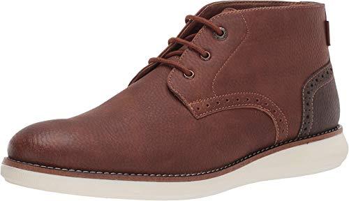 G.H. Bass & Co. Mens Benson WX Casual Sneaker Boot, Tan/Brown, 10 M