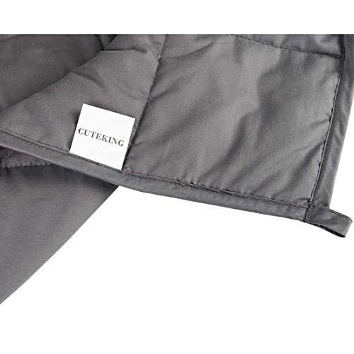 CuteKing Heavy Blanket for Men & Women