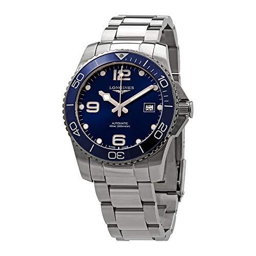 Longines HYDROCONQUEST L37814966 - Reloj de Buceo automático (Esfera