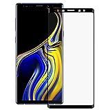 AYHC AYSMG Película Protectora de Pantalla Completa de TPU de Pantalla de Seda Coloreada Ultrafina for Galaxy Note9 (Negro) (Color : Blue)