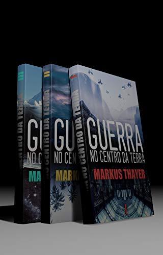 Guerra no Centro da Terra - Box: Série completa
