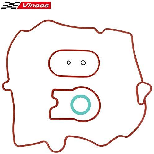 Vincos Upper Intake Manifold Gasket MS90269 Fuel Injection Upper Plenum Intake Gasket Compatible with C1500 C2500 K1500 K2500 Pickup Suburban 1996 1997 1998 1999