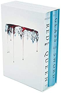 Red Queen 2-Book Box Set: Red Queen, Glass Sword