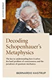 Decoding Schopenhauer's Metaphysics: The key to understanding how it solves the hard problem of consciousness and the paradoxes of quantum mechanics (English Edition)