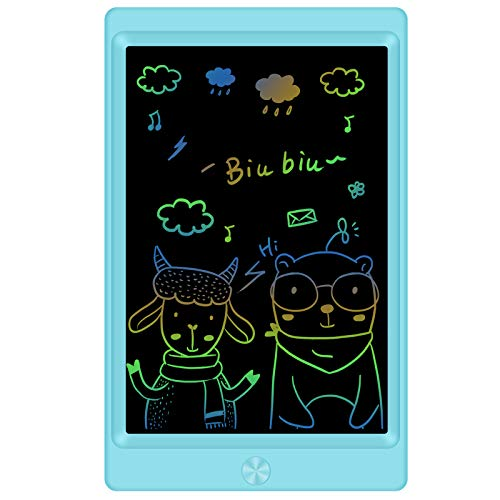 Sunany Tableta de Escritura LCD 8,5 Pulgadas, Tableta de Dibujo LCD, Writing Tablet con Teclas...