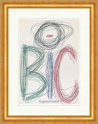 Kunstdruck BIC - Bolígrafo con marco (360 unidades)