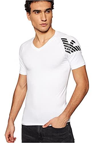 Emporio Armani Underwear T-Shirt Big Eagle Camiseta para Hombre